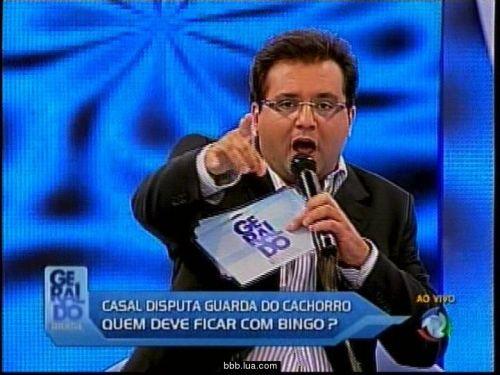 geraldo brasil estreia