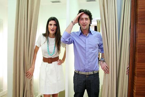 Apresentadores do esquadrao da moda
