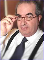 James Akel foi um dos jornalistas presentes no debate