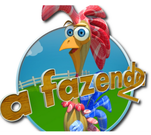 Logo HD - A Fazenda 2