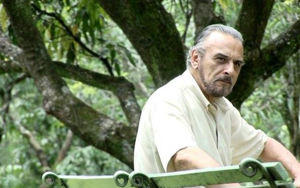 Luiz Baccelli em cena do filme 'A vida continua'. Foto: Divulgação