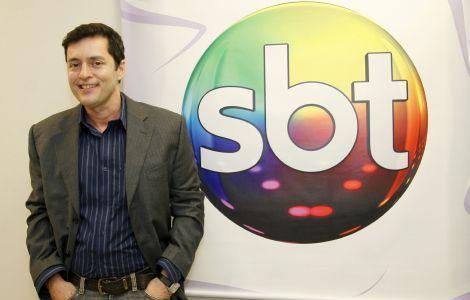 O autor, quando fechou contrato com o SBT em 2009