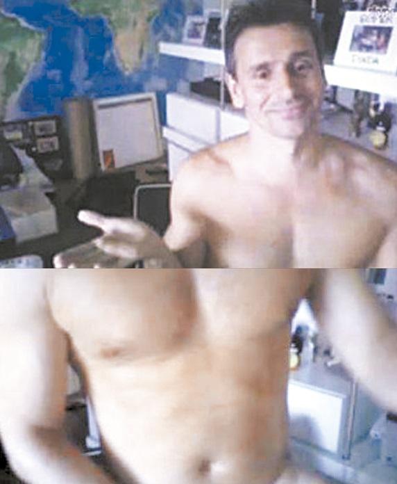 Cai na internet suposto vídeo do ator Murilo Rosa pelado na web-cam