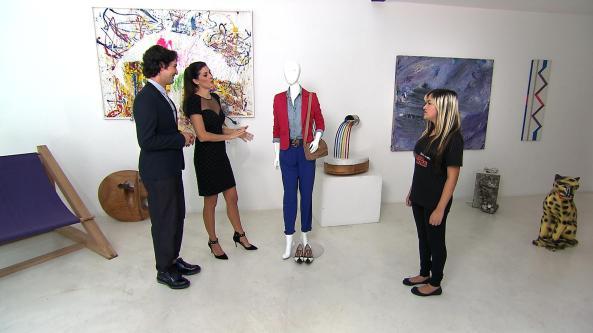 Arlindo Grund, Isabella Fiorentino e Vanessa Nunes (Foto: Reprodução/SBT)
